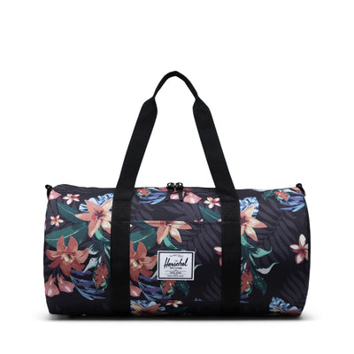 Sutton Mid-Volume Summer Floral Black