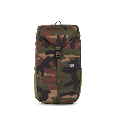 Herschel Barlow Medium Woodland Camo