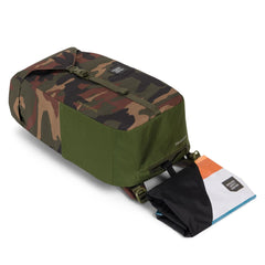 Barlow Medium Woodland Camo