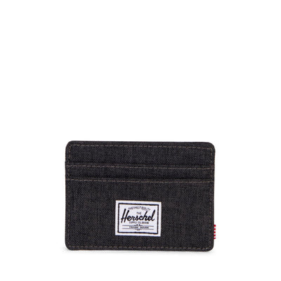 Charlie RFID Black Crosshatch
