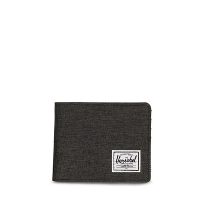 Roy RFID Black Crosshatch
