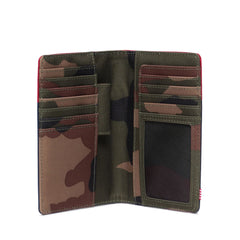 Search RFID Red/Navy/Woodland Camo