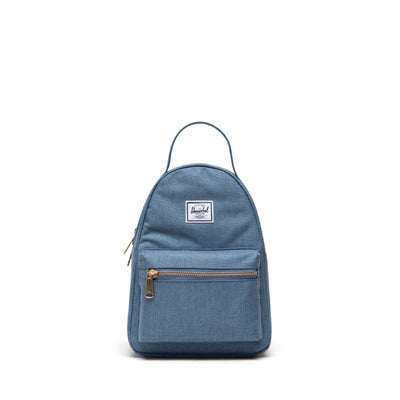 Herschel Sırt Çantası Nova Mini Blue Mirage Crosshatch