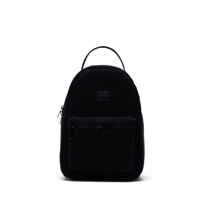 Nova Small Sherpa Black