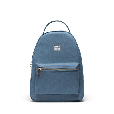 Herschel Sırt Çantası Nova Mid-Volume Blue Mirage Crosshatch