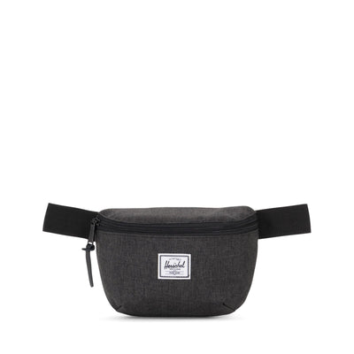 Herschel Bel Çantası Fourteen Black Crosshatch