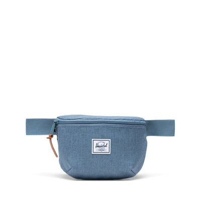 Herschel Bel Çantası Fourteen Blue Mirage Crosshatch