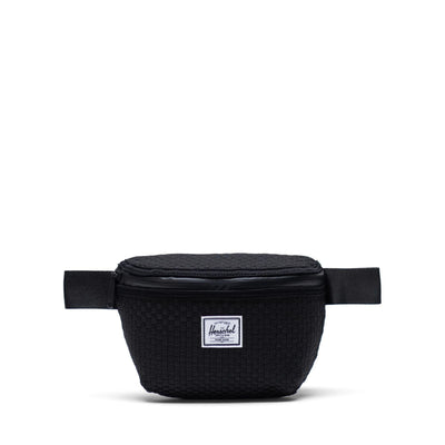 Herschel Bel Çantası Fourteen Woven Black