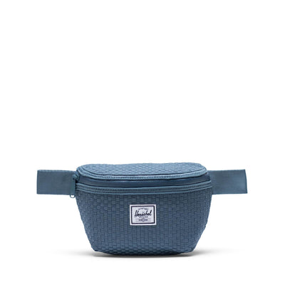 Herschel Bel Çantası Fourteen Woven Blue Mirage