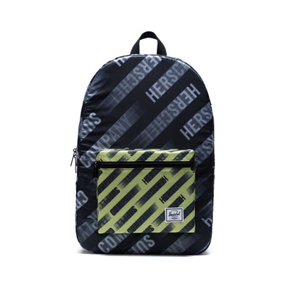 Herschel Sırt Çantası Packable Daypack HSC Motion Black/Highlight