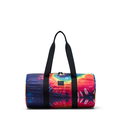 Packable Duffle Rainbow Tie Dye