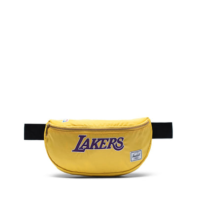 NBA Sixteen Los Angeles Lakers Gold/Black/Purple