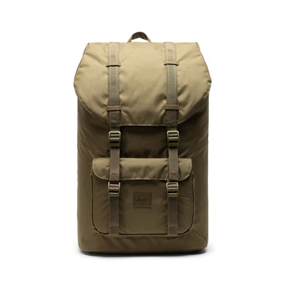 Herschel Sırt Çantası Little America Light Khaki Green
