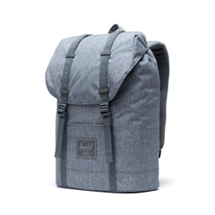 Herschel Sırt Çantası Retreat Light Raven Crosshatch