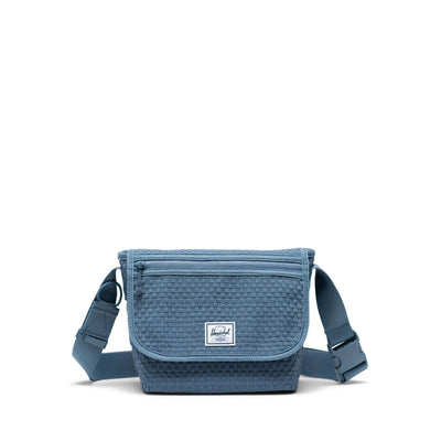 Herschel Grade Mini Woven Blue Mirage