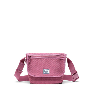 Herschel Grade Mini Woven Heather Rose