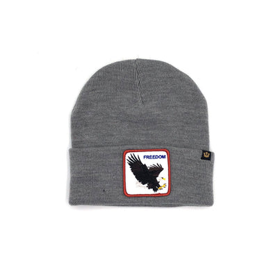 Hot Head Freedom Grey Bere