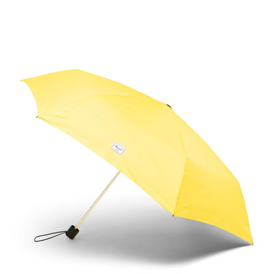 Compact Umbrella Cyber Yellow/Woodland Camo