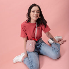 Herschel Bel Çantası Cruz Hello Kitty Red