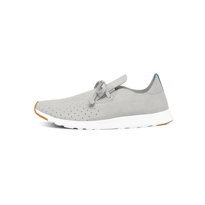 Apollo Moc Pigeon Grey/Shell White/Nat Rubber