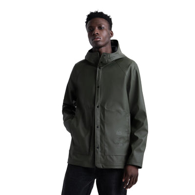 Men's Rainwear Classic Basquiat Dark Olive