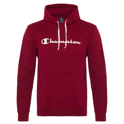 Legacy Hooded Sweatshirt Red