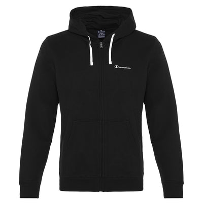 Legacy Hooded Full Zip Sweatshirt Black