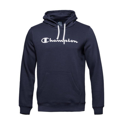 Legacy Hooded Sweatshirt Navy