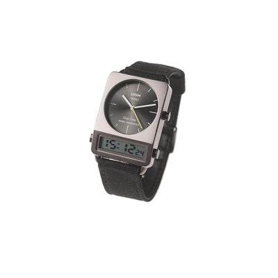 Hobo Watch Kol Saati Siyah