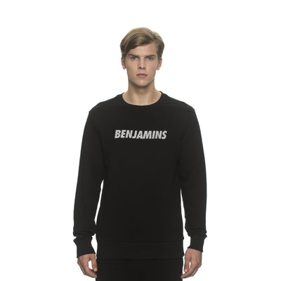 Les Benjamins Sweatshirt Men's Karni Black