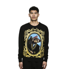 Les Benjamins Sweatshirt Gizhem Men's Black