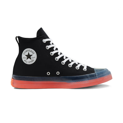 Chuck Taylor All Star Cx Hi Black/Orange Spor Ayakkabısı