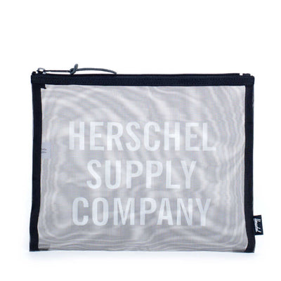 Herschel El Çantası Network Large - Mesh Black