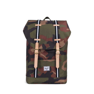 Herschel Sırt Çantası Retreat Mid-Vol.Woodland Camo/Black/White