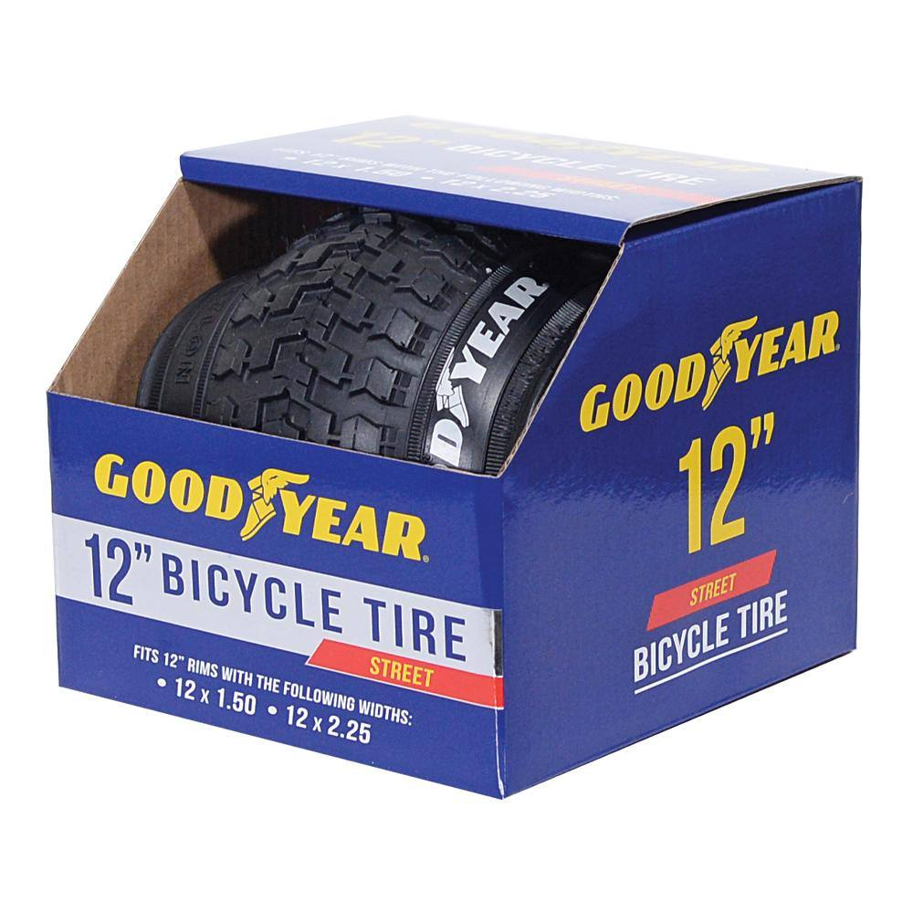 Goodyear 12 x 1.50 & 12 x 2.25 Bike Tire