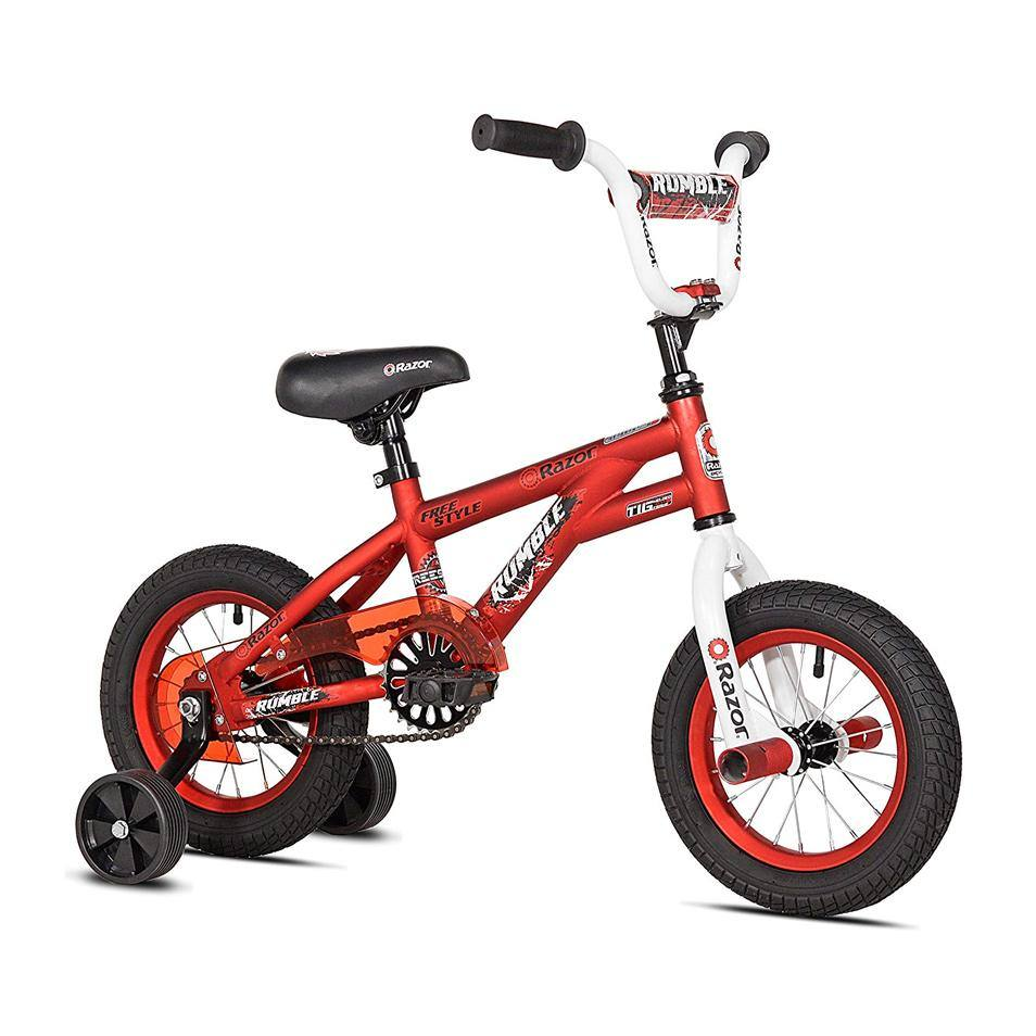 "12"" Boy's Razor Rumble 