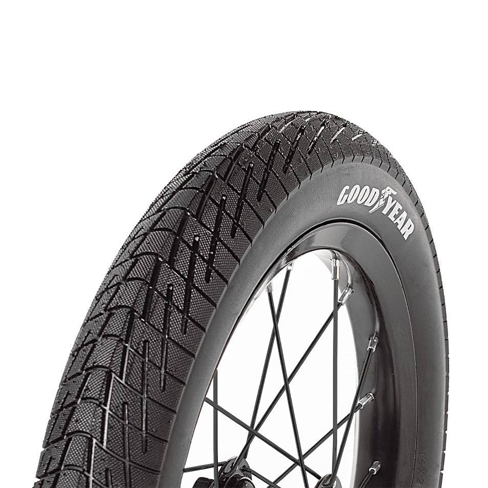 "Goodyear 14"" x 2.125"" Folding Bead Bike Tire"