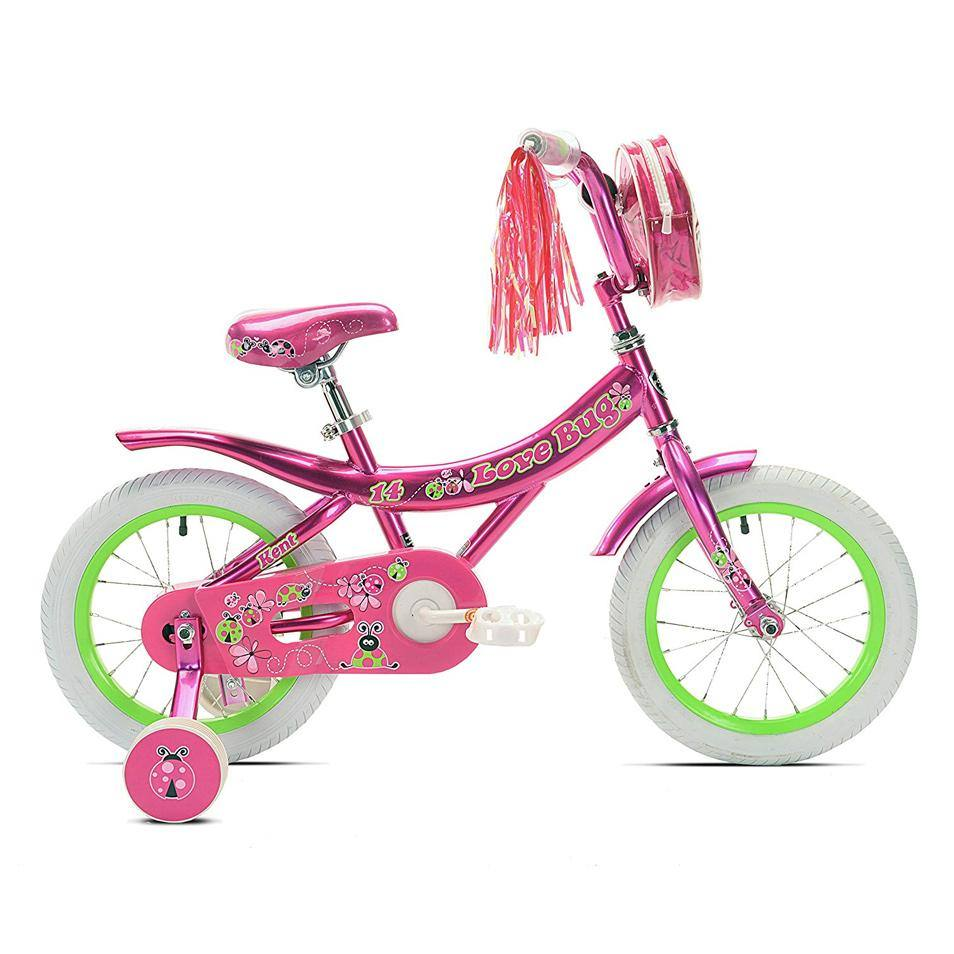 "14"" Girl's Kent Love Bug 
