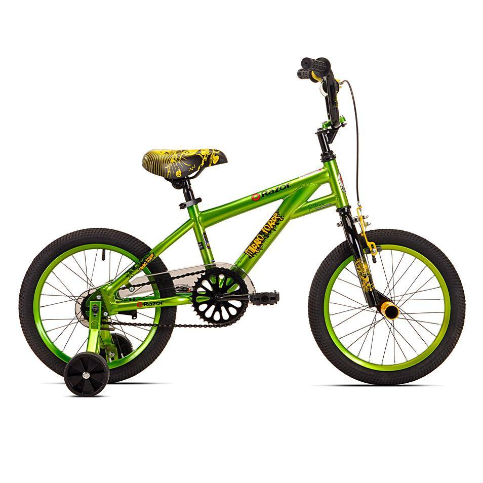 "16"" Boy's Razor Micro Force 