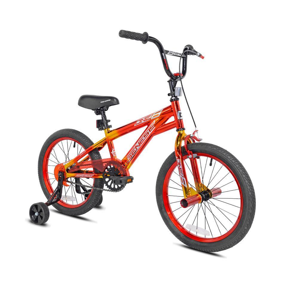 "18"" Boy's Genesis One Eight BMX"