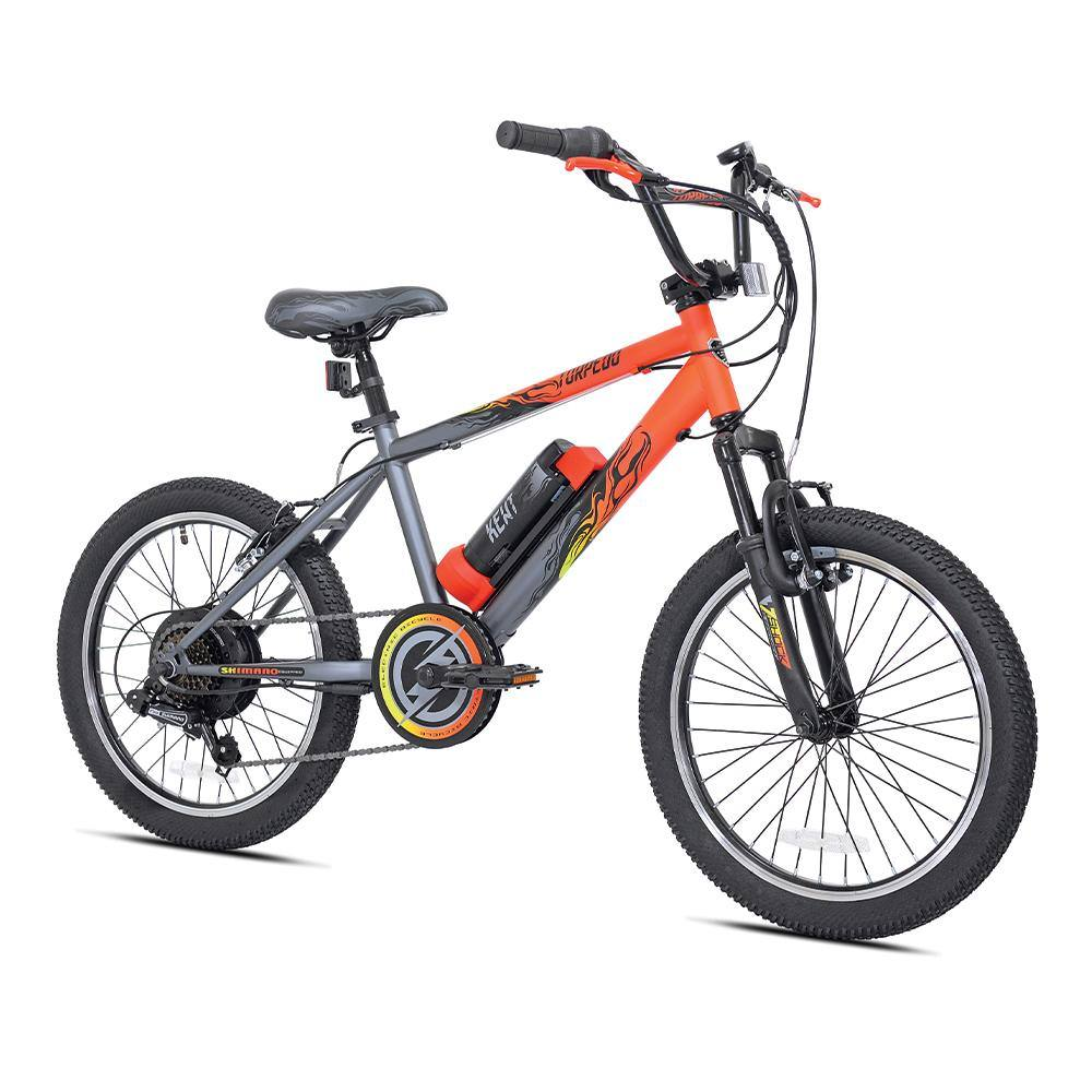 "20"" Boys and Girls Kent Torpedo E-Bike"