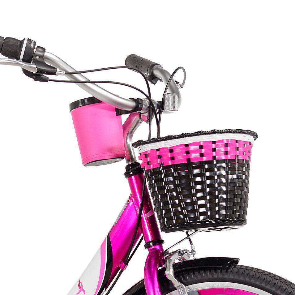 "24"" Girl's Susan G. Komen Multi-Speed"