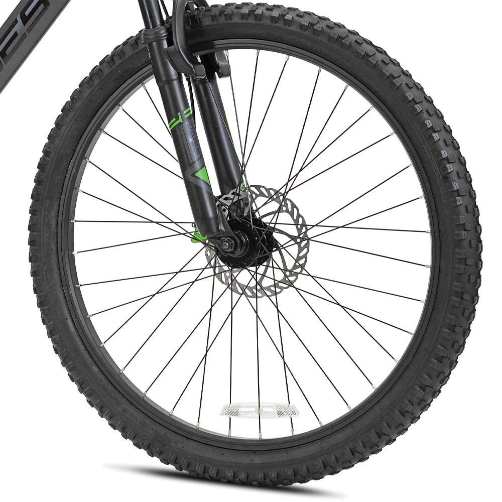 "26"" Men's Genesis V2100 in Grey - Vitesse Front Fork"