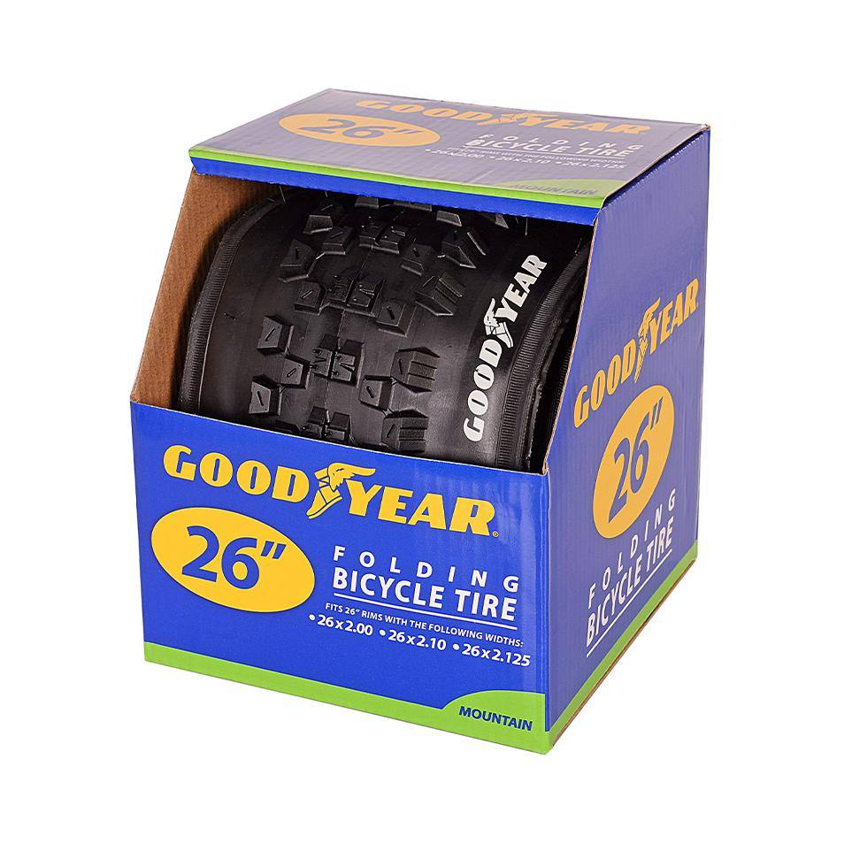 "Goodyear 26"" Mountain Bike Tire"