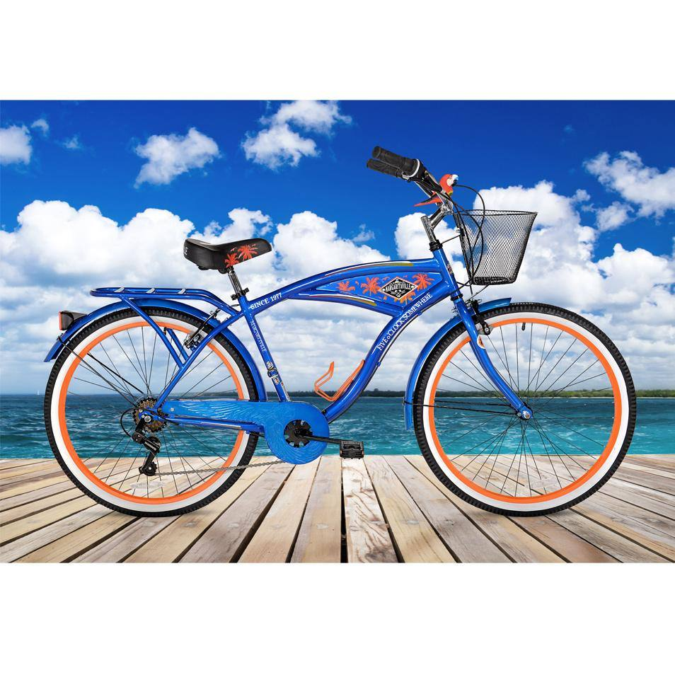 "26"" Men's Margaritaville Multi-Speed"