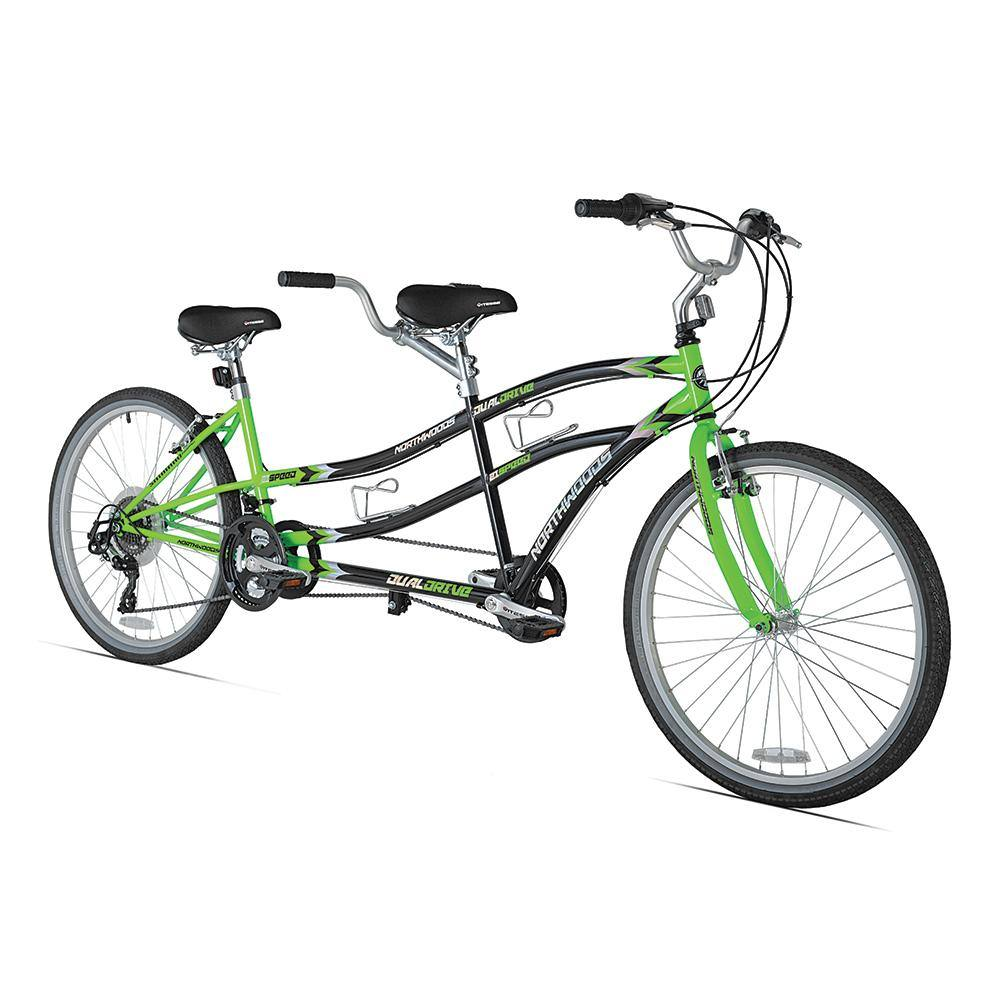 "26"" Adult's Northwoods Dual Drive Tandem"
