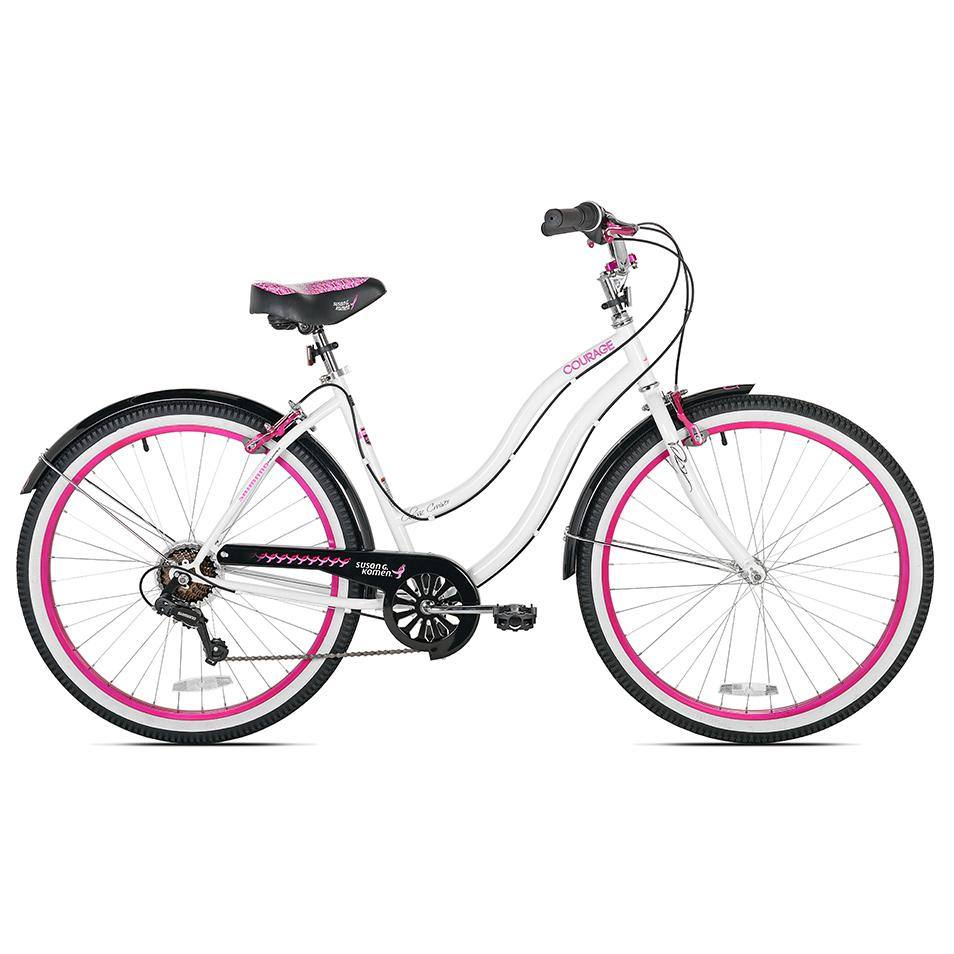 "26"" Women's Susan G Komen Courage"