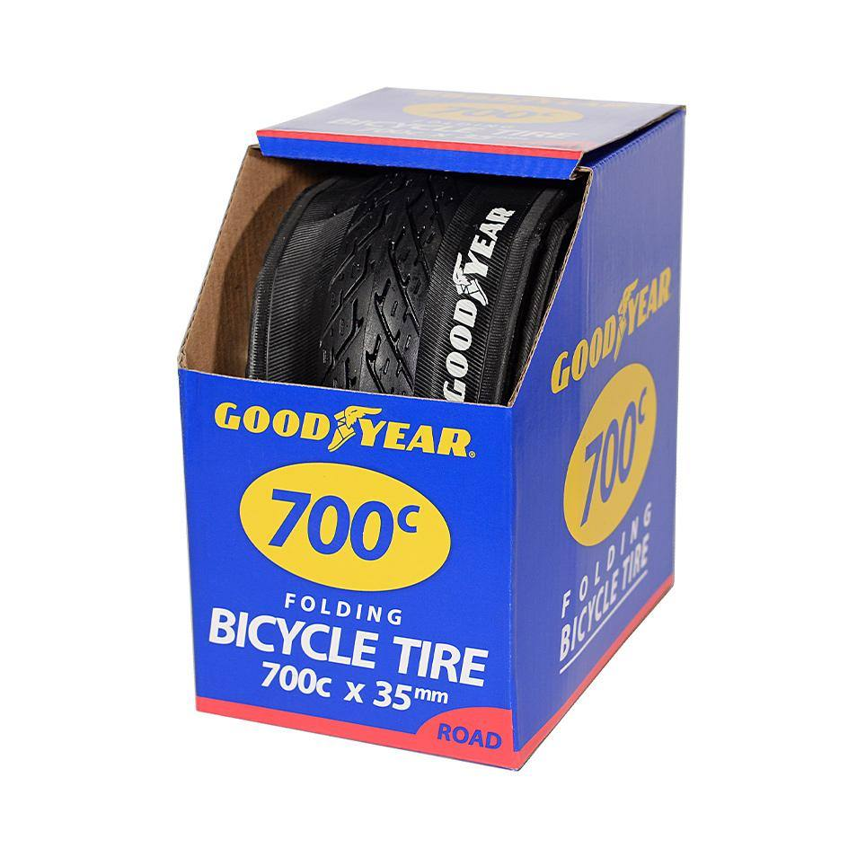 Goodyear 700c Folding Road Bike Tire