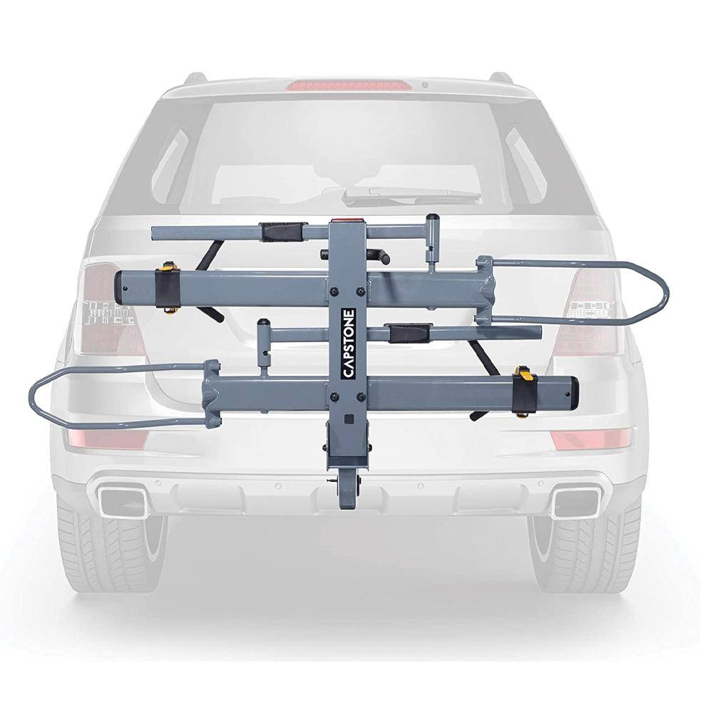Capstone Car Hitch Rack Elite 2.0 for Dual Bikes