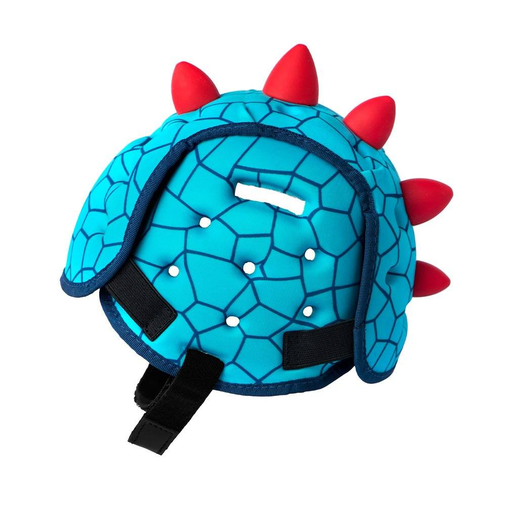 SnugnSafe Dino Soft Child Helmet